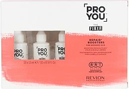 Perfumería y cosmética Tratamiento capilar reparador con aminoácidos de queratina - Revlon Professional Pro You Fixer Repair Boosters