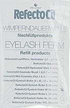Perfumería y cosmética Rodillos para rizado permanente de pestañas, M, 36uds. (recambio) - RefectoCil Eyelash Perm