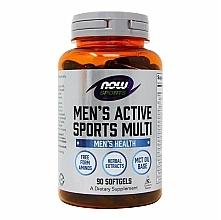 Perfumería y cosmética Complemento alimenticio en cápsulas multivitamínico - Now Foods Men's Extreme Sports Multi Softgels