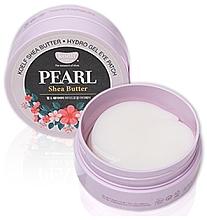 Perfumería y cosmética Parches para ojos de hidrogel con polvo de perla y manteca de karité - Petitfee & Koelf Pearl & Shea Butter Eye Patch