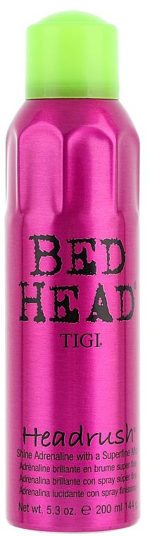 Spray para cabello con D-pantenol - Tigi Bed Head Biggie Headrush Hair Spray  — imagen N1