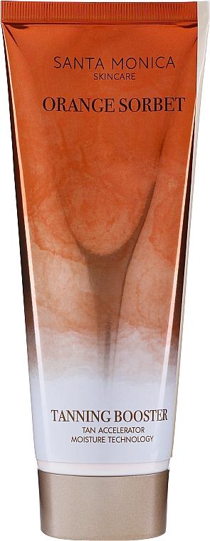 Loción aceleradora de bronceado con aceite de naranja - Santa Monica Orange Sorbet Tannning Booster