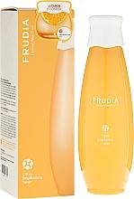 Perfumería y cosmética Crema facial con niacinamidas y extracto de tangerina - Frudia Brightening Citrus Toner