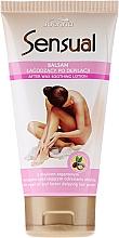 Perfumería y cosmética Bálsamo post depilatorio con aceite de argán - Joanna Sensual Balzam