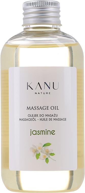 Aceite de masaje con aroma a jazmín - Kanu Nature Jasmine Massage Oil