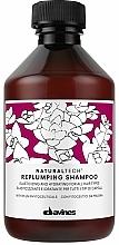Perfumería y cosmética Champú voluminizador con extracto de uva, ácido hialurónico y colágeno - Davines Replumping Shampoo