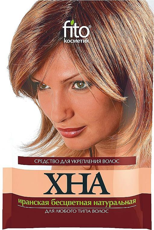 Henna natural iraní incolora para cabello - Fito Cosmetic Henna