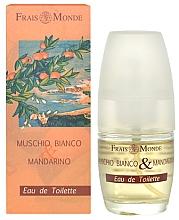Perfumería y cosmética Frais Monde White Musk And Mandarin Orange - Eau de toilette