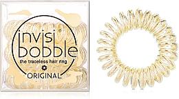 Perfumería y cosmética Coletero espiral - Invisibobble Original You`re Golden