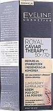 Perfumería y cosmética Crema contorno de ojos con extracto de orquídea negra - Eveline Cosmetics Royal Caviar Therapy Eye Cream