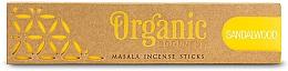 Perfumería y cosmética Varitas de incienso con aroma a sándalo - Song Of India Organic Goodness Sandalwood