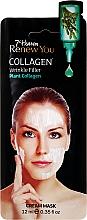 Perfumería y cosmética Mascarilla facial en crema con colágeno y vitamina E - 7th Heaven Renew You Collagen Cream Mask