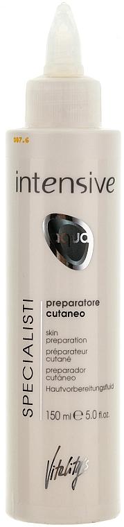 Preparador cutáneo con extractos de naranja y oliva - Vitality's Aqua Skin Preparation