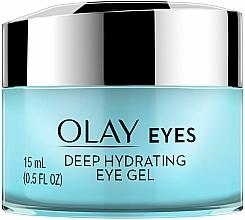 Perfumería y cosmética Gel hidratante para el contorno de ojos - Olay Eyes Deep Hydrating Gel