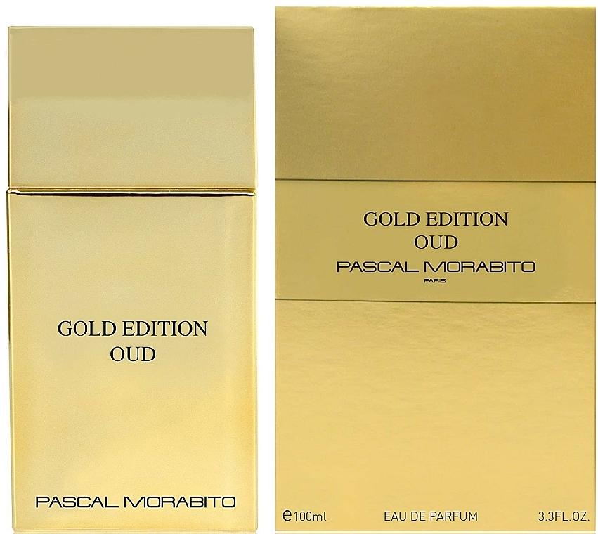 Pascal Morabito Gold Edition Oud - Eau de parfum