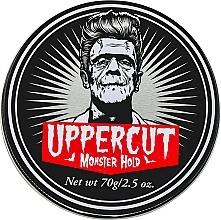 Perfumería y cosmética Cera para cabello de fijación fuerte - Uppercut Monster Hold