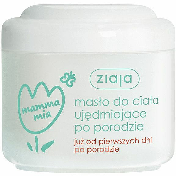Manteca corporal con extracto de centella asiática - Ziaja Body Oil