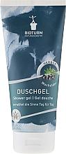 Perfumería y cosmética Gel de ducha con aceite de jonípero - Bioturm Juniper Shower Gel No.77