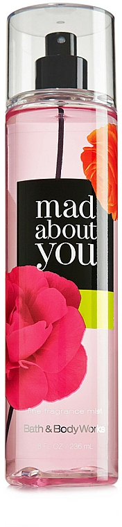 Bruma corporal con aroma a grosella negra, vainilla y peonía - Bath and Body Works Mad About You — imagen N1