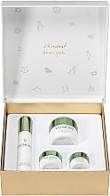 Perfumería y cosmética Valmont V-Line Lifting Symphony Set - Set facial (crema/50ml+ crema contorno de ojos/5ml+ corrector/30ml+ crema de cuello/15ml)