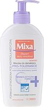 Perfumería y cosmética Leche limpiadora hipoalergénica con glicerina - Mixa Pro-Tolerance Cleansing Milk
