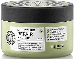 Perfumería y cosmética Mascarilla capilar reparadora con extracto de algas - Maria Nila Structure Repair Masque