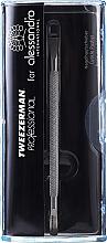 Perfumería y cosmética Empujacutículas de acero inoxidable - Alessandro International Cuticle Pusher