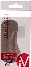 Perfumería y cosmética Plantillas para cejas, 498821 - Inter-Vion