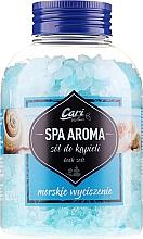 Perfumería y cosmética Sales de baño relajantes - Cari Spa Aroma Salt For Bath