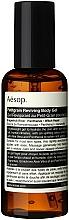 Perfumería y cosmética Gel corporal revitalizante con aloe vera y pantenol - Aesop Petitgrain Reviving Body Gel