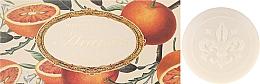 Perfumería y cosmética Set jabón artesanal natural con aroma a naranja, 6uds. - Saponificio Artigianale Fiorentino Orange (jabón/6x50g)