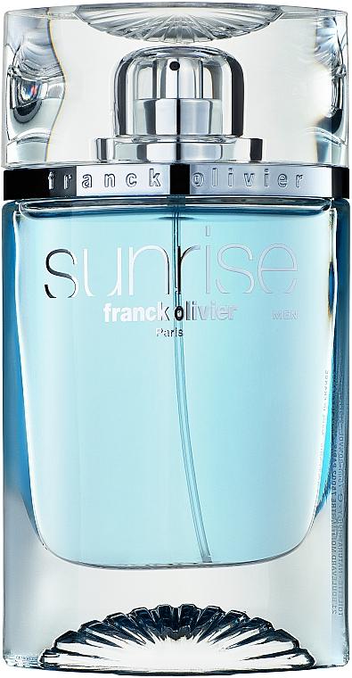 Franck Olivier Sun Rise - Eau de toilette — imagen N1