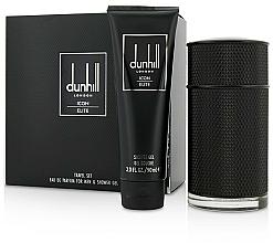 Perfumería y cosmética Alfred Dunhill Icon Elite - Set (edp/100ml + gel de ducha/90ml)