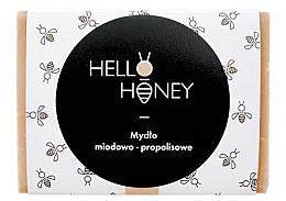 Perfumería y cosmética Jabón con miel y propóleo - Lullalove Honey & Propolis Soap Bar