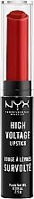 Perfumería y cosmética Barra de labios en lápiz automático cremoso y brillante - NYX Professional Makeup High Voltage Lipstick