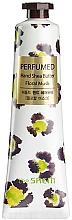 Perfumería y cosmética Crema de manos con 20% manteca de karité, aroma a jazmín - The Saem Perfumed Floral Musk Hand Shea Butter