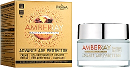 Perfumería y cosmética Crema de día suavizante con extracto de ámbar SPF30 - Farmona Amberray Cream SPF30