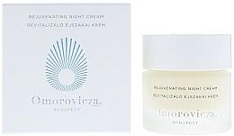 Perfumería y cosmética Crema de noche rejuvenecedora con vitaminas y minerales - Omorovicza Rejuvenating Night Cream
