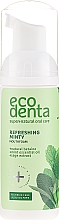 Perfumería y cosmética Espuma bucal con aceite esencial de menta - Ecodenta Mouthwash Refreshing Oral Care Foam
