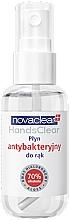 Perfumería y cosmética Spray desinfectante de manos antibacteriano con alcohol 70% - Novaclear Hands Clear