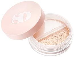 Perfumería y cosmética Polvo facial fijador suelto, translúcido - SkinDivision Set&Go Translucent Setting Powder