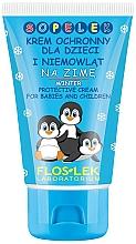 Perfumería y cosmética Cold cream para bebés y niños con pantenol - Floslek Sopelek Winter Protective Cream