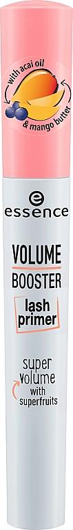 Prebase voluminizadora de pestañas - Essence Volume Booster Lash Primer