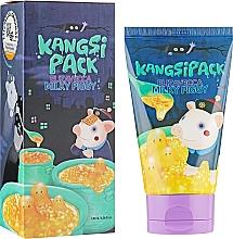 Perfumería y cosmética Mascarilla facial con oro y extracto de lavanda - Elizavecca Face Care Milky Piggy Kangsipack