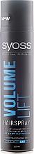 Perfumería y cosmética Laca voluminizadora con colágeno, fijación extra fuerte - Syoss Styling Volume Lift