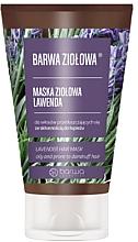 Perfumería y cosmética Mascarilla capilar a base de hierbas con lavanda - Barwa Lawender Herb Mask