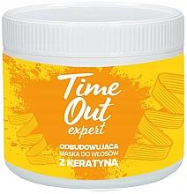 Perfumería y cosmética Mascarilla capilar con queratina - Time Out