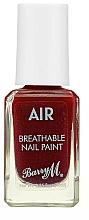 Perfumería y cosmética Esmalte de uñas - Barry M Air Breathable Nail Paint