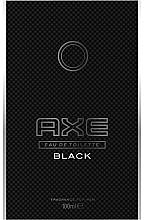 Perfumería y cosmética Axe Black - Eau de toilette