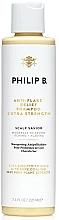 Perfumería y cosmética Champú anticaspa con 1.25% zinc perictione y 0.7% alquitrán de hulla - Philip B Anti-Flake Relief Shampoo Extra Strength